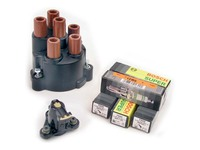 103999 Ignition Tune-up Kit 1993-1998 850 C70 S70 V70 w/ Copper Spark Plugs (SALE PRICED)