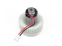 125436 Heater Blower Fan Motor