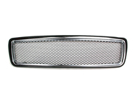 113528 Mesh Grille - Chrome (SALE PRICED)
