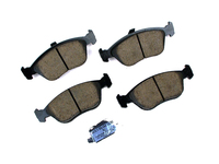 115423 Front Brake Pad Set Ceramic - P80 850 S70 V70 C70