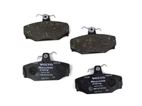 115793 Rear Brake Pad Set