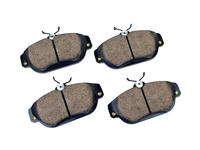115422 Front Brake Pad Set Girling Ceramic - 740 940 960 S90 V90