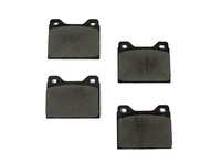 100799 Front Brake Pad Set - ATE Calipers