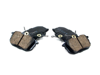 Rear Brake Pad Set Ceramic - S40 V40 2000-2004