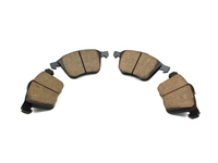 113967 Front Brake Pad Set Ceramic - XC90 S60 V70 with 316mm Rotors
