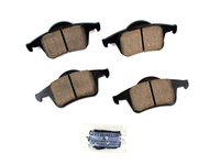 114430 Rear Brake Pad Set Ceramic - S60 S70 V70 XC70 S60 S80