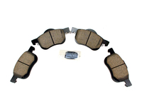 114431 Front Brake Pad Set Ceramic - P2 S60 V70 XC70 S80