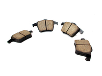 Rear Brake Pad Set Ceramic - XC90