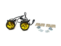 IPD Exclusive: 125496 LED Driving Light Kit Ion Yellow - S60R V70R