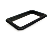 125582 Interior Door Handle Bezel Black - 240