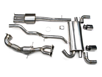 125552 SS Turbo Back Sport Exhaust Kit - T6