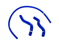 IPD Exclusive: 125592 Silicone Heater Hose Kit Blue - 240 Non-Turbo