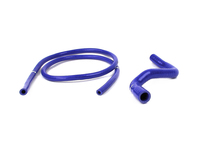 IPD Exclusive: 125599 Silicone Expansion Tank Hose Kit Blue - P2 S60 V70 XC70 S80