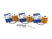 104740 Oil Filter 3 Pack with Drain Plug Washers (SALE PRICED)