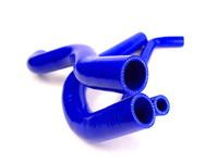 120432 Silicone Radiator Hose Kit Blue - 240