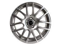 IPD Exclusive: 126102 Eros Wheel - 17 Inch Silver