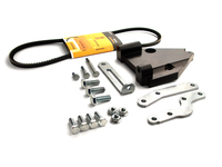 IPD Exclusive: 139672 Air Conditioning Delete Bracket Kit - 240 - 1985- (SALE PRICED)