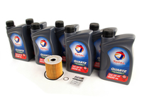 125421 Oil Change Kit 5w30 - 6 & 8 Cylinder