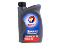 125414 Quartz Future 7000 XT - Semi Synthetic Oil 10w30