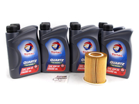 125523 Oil Change Kit 10w30 - 6 Cylinder 2007-2012