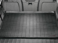 112617 WeatherTech Cargo Liner Black XC90  with 2 Row Seating