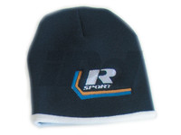 IPD Exclusive: 110620 R Sport Beanie - Navy/White (CLOSEOUT)