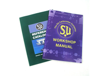 114325 SU Carb Workshop Manual (SALE PRICED)