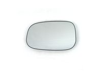 114591 LEFT SIDE MIRROR GLASS