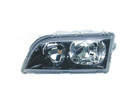 Headlamp Assembly Left - 2000-2002 S40 V40