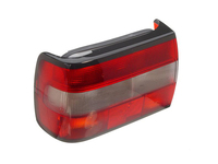 114390 Left Outer Tail Light Lens Assembly 1995-1997 850 Sedan (SALE PRICED)