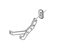 110182 Bumper to Body Seal