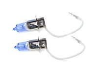 111593 PIAA Xtreme White Fog Light Bulbs Pair - H3