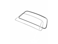 107173 Front Windshield Gasket - 1800