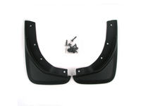 114685 Front Mudflap Kit - S40 V50 Without Painted Door Sills