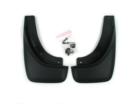 114686 Rear Mudflap Kit - S40 2008-