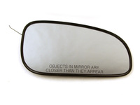 114182 Right Side Mirror Glass S80 S60 V70 -2003