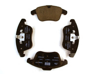 115698 Front Brake Pad Set - P3 S60 S80 V70 XC70 with 300MM Rotors