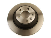 Rear Brake Rotor - P3 S80 V70 XC70 with Manual Parking Brake