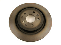 115708 Rear Brake Rotor P3 S60 S80 V70 XC70 with Electronic Parking Brake and Vented Rotors
