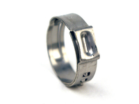 113288 Crimp Hose Clamp (21mm)