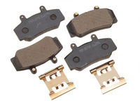 Front Brake Pad Set Bendix - 740 760 780 940 960