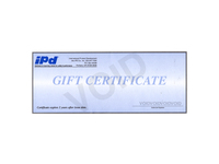 112548 IPD Gift Certificate