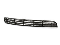 120060 Right Bumper Grille 2003-2006 XC90 Black (without Chrome)