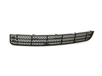 120059 Left Bumper Grille 2003-2006 XC90 Black (without Chrome)