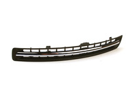 120061 Left Bumper Grille 2004-2011 XC90 Black & Chrome (SALE PRICED)