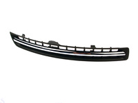 120062 Right Bumper Grille 2004-2011 XC90 Black & Chrome