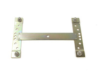 Front License Plate Retainer Bracket for USA