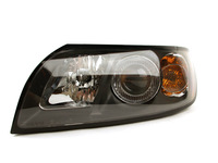 Halogen Headlamp & Turn Signal Assembly Left - P1 2005-2007 S40 V50 USA