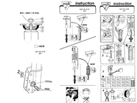 110742 KONI FSD SHOCK & STRUT KIT - INSTALL INFO INCLUDED FROM KONI