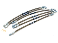 IPD Exclusive: 104652 Stainless Steel Brake Line Kit - 1800